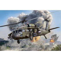 REVELL UH-60A TRANSPORT HELICOPTER 1/72 04940
