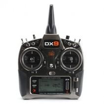 Spektrum DX9 Black Edition Transmitter Only, Mode 1