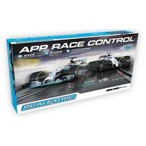 SCALEXTRIC APP RACE CONTROL F1 SLOT CAR SET