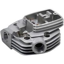 O.S. Cylinder Head FS-91S II & FS-91 II -P WITHOUT VALVES