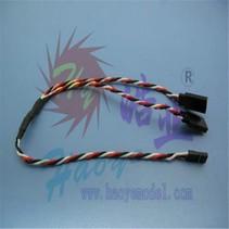 HY TWISTED HEAVY DUTY FUTABA Y HARNESS L 320mm<br />( OLD CODE HY210903 )