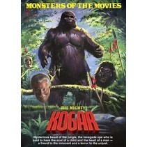 MOEBIUS THE MIGHTY KOGARMOSTERS OF THE MOVIES 1/12