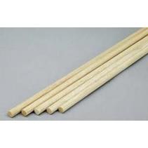 """SIG BALSA DOWEL PURPLE PINK 1/4 """" X 36"""" ( 6.5 X915mm )"""