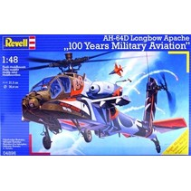 REVELL AH-64D LONGBOW APACHE 100 YEARS MILITARY AVIATION 1/48