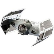 REVELL DATH VADER'S TIE FIGHTER SNAP TITE STAR WARS
