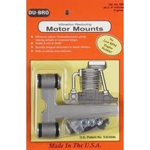 DUBRO MOTOR MOUNT FOR 80 TO 91 4-STROKE ENGINE  686