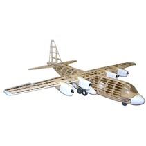 DARE AC-130 LOCKHEED MARTIN ELECTRIC RC KIT 60'' WINGSPAN