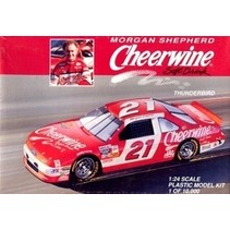 MONOGRAM NASCAR 1994 Ford Thunderbird 'Cheerwine' # 21 Morgan Shepherd (1/24) (fs)