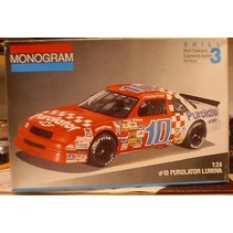 Monogram #2941 Monogram Derrike Cope #10 Purolator 1/24 Scale Plastic Model Kit NASCAR