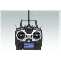 GRAUPNER mz-12 6-Channel HoTT Radio System