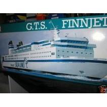 REVELL 1/400 G.T.S. FINNJET LUXURY SHIP