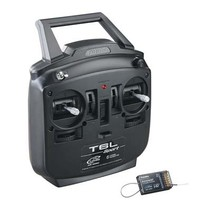 Futaba 6L Sport 6-Channel T-FHSS Mono Radio System  SELECT MODE 1 OR 2