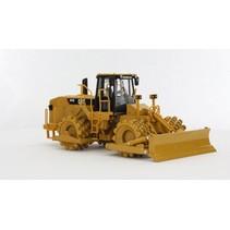 Norscot 55165 Caterpillar Cat 825H Soil Compactor Diecast replica 1:50 scale DAMAGED BOX