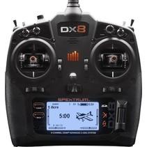 Spektrum DX8 G2 8 Channel TRANSIMITTER ONLY MODE 1
