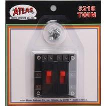 ATLAS TWIN ELECTRICAL CONTROLLER