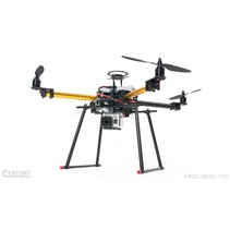 CENTURY UAV NEO 600 V2 QUADCOPTER MULTI-ROTOR BASE KIT <br /><br />( This is frame only motors Battery Controller props etc are not included )