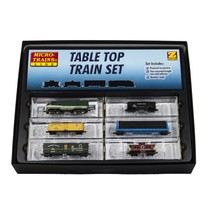MICRO TRAINS NORTHERN PACIFIC F7 4 ASSORTED RAIL CARS AND CABOOSE Z SCALE