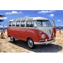 REVELL Volkswagen T1 SAMBA BUS 1/24