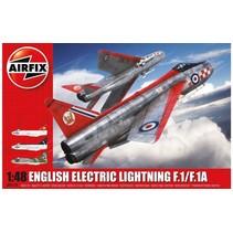 AIRFIX ENGLISH ELECTRIC LIGHTNING F.A/F.1A 1/48 A09179