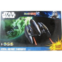 REVELL STAR WARS GENERAL GRIEVOUS STARFIGHTER