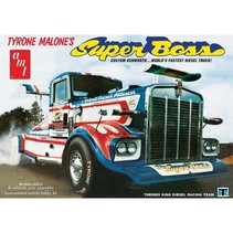 AMT Super Boss Kenworth Tyrone Malone World Fastest  Diesel Truck 1:25