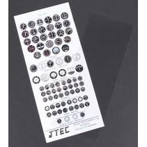 J'Tec Instrument Kit Color 1/6 Scale
