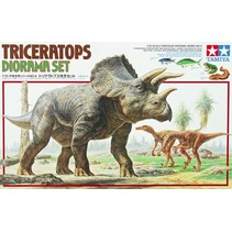 Triceratops Diorama - Tamiya