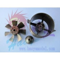 "HY NEW ELECTRIC DUCTED FAN 2.5"" 64 X 75MM + B2435 3750KV"