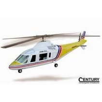 CENTURY HAWK III AGUSTA 109 30 SIZE BODY KIT COMPLETE MECHANICS<br />