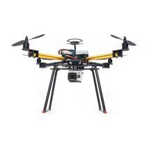CENTURY UAV NEO 600 V2 QUAD  ARF + Dji NAZA-M LITE GPS<br />( Camera &amp; Battery shown not included )