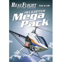 GREAT PLANES NOW $30.00 REAL FLIGHT 6 HELI MEGA PACK  GPMZ4162