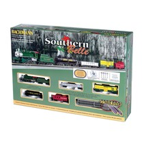 Bachmann Southern Belle Train Set N Scale