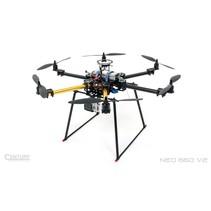 CENTURY UAV NEO 660 V2 ARF + Dji NAZA-M LITE GPS<br />( Camera &amp; Battery shown not included )