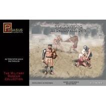 PEGASUS 1/32 GLADIATORS 1ST CENTURY AD SET 2