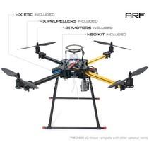 CENTURY UAV NEO 600 V2 QUAD ARF multirotor <br />( Camera &amp; Battery shown not included )