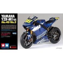 Tamiya Model kit 1/12 Yamaha YZR-M1 '04 Factory