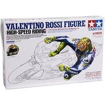 TAMIYA Valentino Rossi Rider Figure - High Speed Riding Type