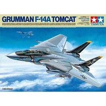 TAMIYA Grumman F-14A Tomcat 1/48