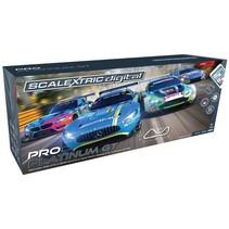 Scalextric DIGITAL ARC PRO Platinum GT Set C1374