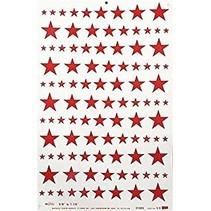 MAJOR DECALS STARS