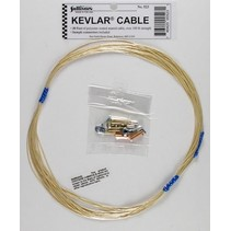 Sullivan Bulk Super Strong Synthetic Fiber Cable 30'