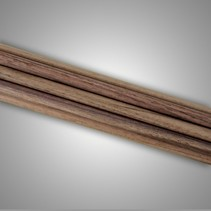 ART WOOD WALNUT DOWE 12mm