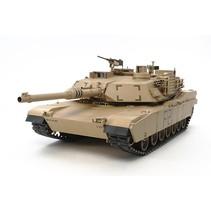 TAMIYA  RC US M1A2 Abrams - Full Option Kit