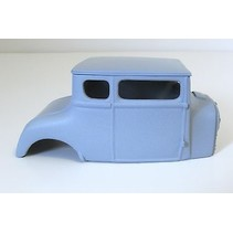 "Jimmy Flintstone 1926 Ford ""T"" Chopped Top Rat Rod Coupe Resin Body #254"