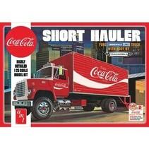 AMT COCA COLA SHORT HAULER FORD LOUISVILLE LINE TRUCK 1/25