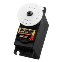 Hitec HS-5496MH Digital Hv Servo. High Torque. Metal Gears. Dual Ball Bearing
