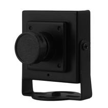"FPV Mini HD 1/3"" 3.6mm 700TVL CCD IR Wide Angle Lens FPV Home Security Camera NTSC"