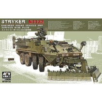 AFV STRYKER M1132 ENGINEER SQUAD VEHICLE SMP SURFACE MINE PLOW WITH  METAL CHAIN & INDICATOR ASSEMBLY UPGRADE # AG35024 WORTH OVER $45.00