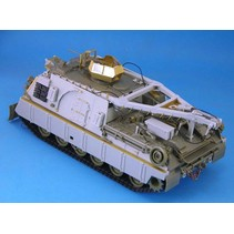 PRODUCTION LEGENDS 1/35 M88A2 Heavy Recovery Vehicle Conversion Set for AFV Club M88A1
