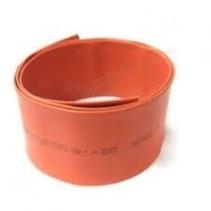 HY Heat-shrink tube Φ  25mm / 40mm Flat   (  BULK PER METER SPECIFY COLOUR )  ORANGE ONLY